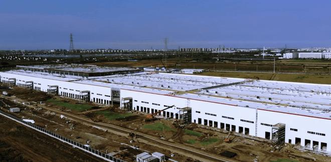 特斯拉,特斯拉上海工厂