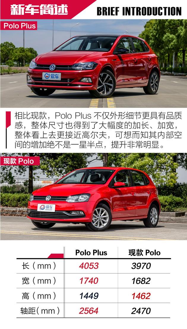 大众Polo Plus,大众高尔夫