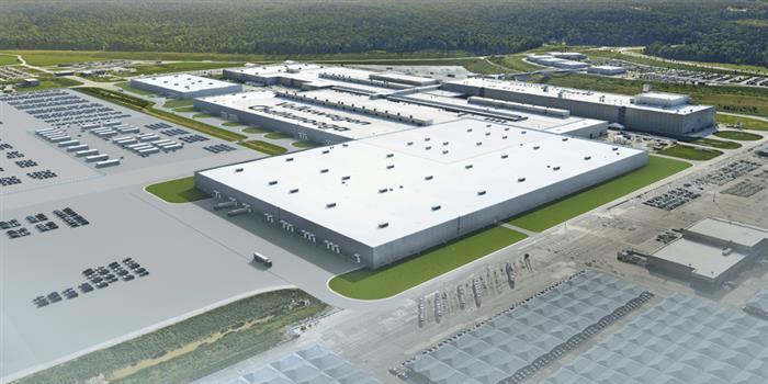 电动汽车,电池,大众美国电气化工厂,大众电池组装基地